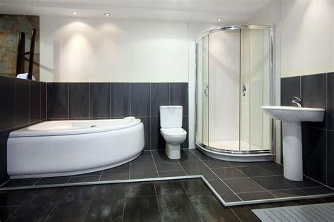 Badezimmer Schwarzer Boden by 32 Bathrooms With Floors