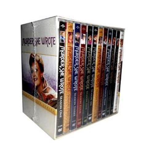 New Fischer Imundex S6 Box murder she wrote the complete seasons 1 12 dvd boxset us 110 99