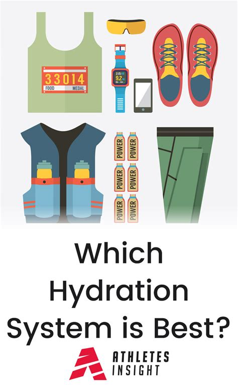 hydration needs for athletes which hydration system do you need athletes insight