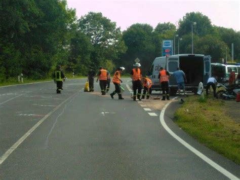 Motorrad Unfall Windeck by Motorradfahrer St 252 Rzt Ohne Fremdeinwirkung Und Verletzt