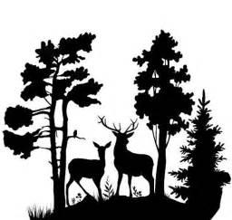 Forest Scene Wall Mural 1218 best sanatsal materyal images on pinterest cuttings
