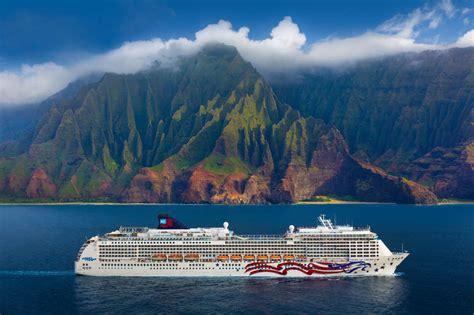 norwegian cruise lines  offering  flights  hawaii   thrillist