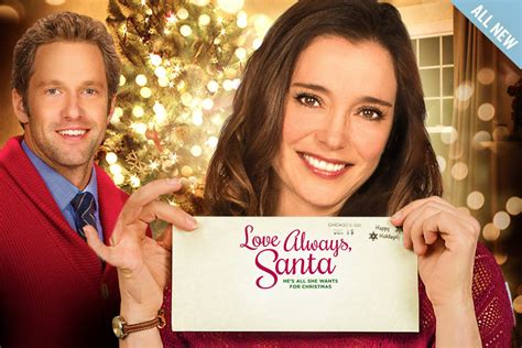 Film Love Always Santa | movie of the week recommendation love always santa