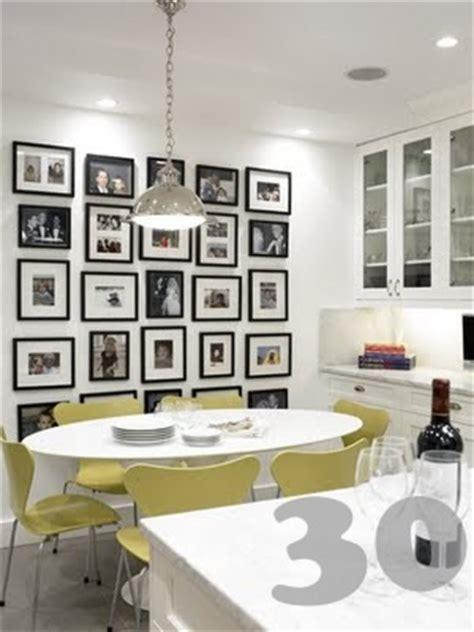 Decorating Ideas For A Blank Kitchen Wall 61 Muurdecoratie Idee 235 N Met Een Zelfgemaakte Fotocollage