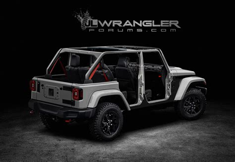 Jeep Wrangler Engine Options 2018 Jeep Wrangler Could Get Six Different Engine Options