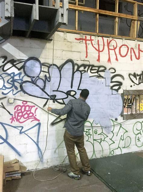 legendary graffiti writer grows  vice