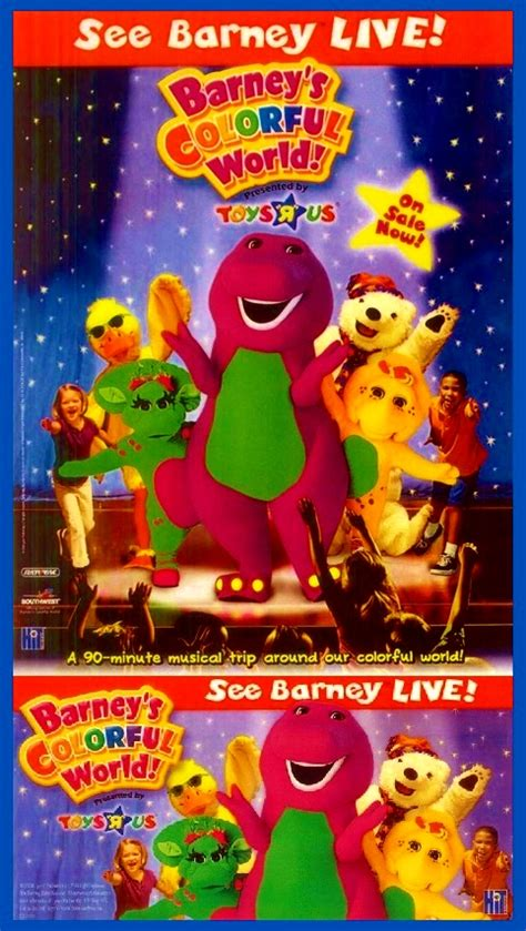 92 3 the fan live pin barney colorful live part 1 agaclip your