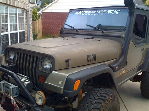 Jeep Yj Parts Jdbanjo321 1991 Jeep Yj Specs Photos Modification Info