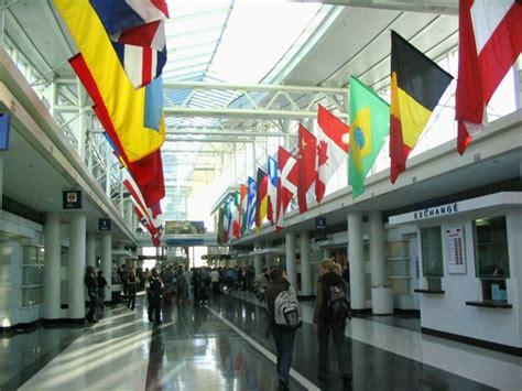ohare international airport terminal 5 arrivals o hare international airport