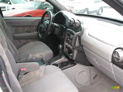 2002 pontiac aztek standard aztek model interior photo