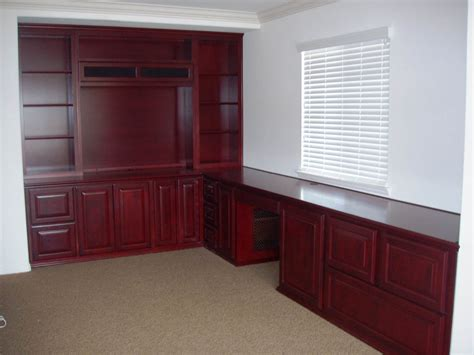 built in home office cabinets custom home office cabinets in southern california