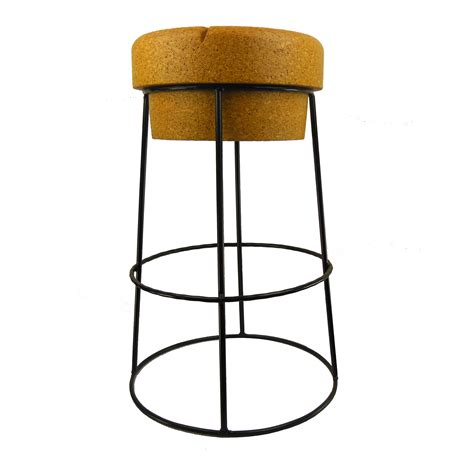 Wine Cork Bar Stools by Chagne Cork Bar Breakfast Bar Stools Black Frame
