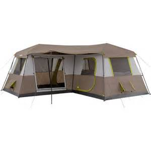 Cabin Tents by Ozark Trail 16 X 16 Instant Cabin Tent Sleeps 12