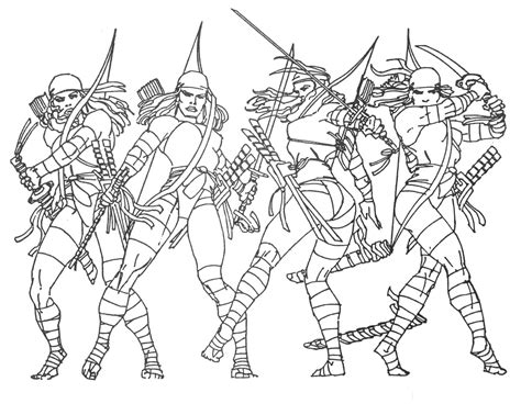 marvel elektra coloring pages marvel comics of the 1980s 1989 elektra sketches by