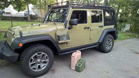 Jeep Jerry Can Side Mount Jerry Can Holder For Jk Wranglers Jeep