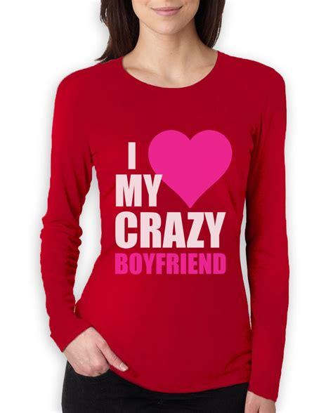 I My Boyfriend Matching Shirts I My Boyfriend Matching