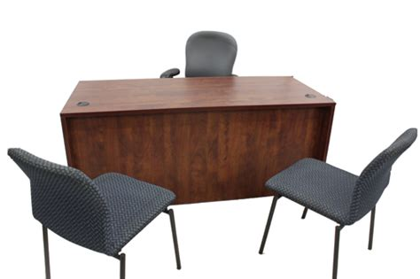 Office Furniture Center by Office Furniture Center Chicago Hon Maple Veneer T Shaped