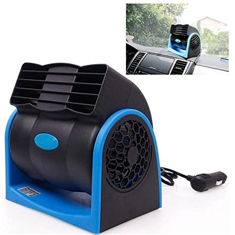 car fans for dogs sinedy 12v car cooling air fan speed adjustable silent