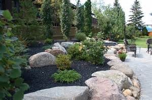 landscaping pics walls planters seanic landscaping edmonton landscaping