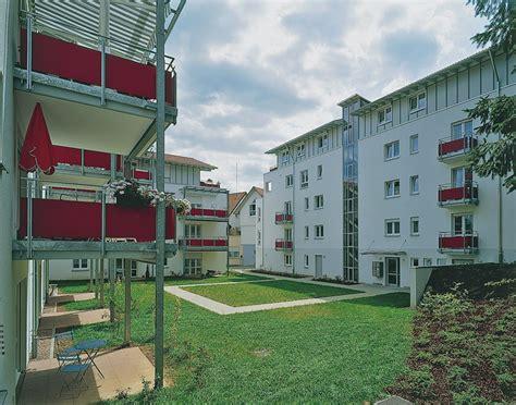 wohnungen in rottweil neubau wohngeb 228 ude in rottweil ktl architekten