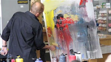maler leonberg feichter abstrakt boesner 24 06 2013