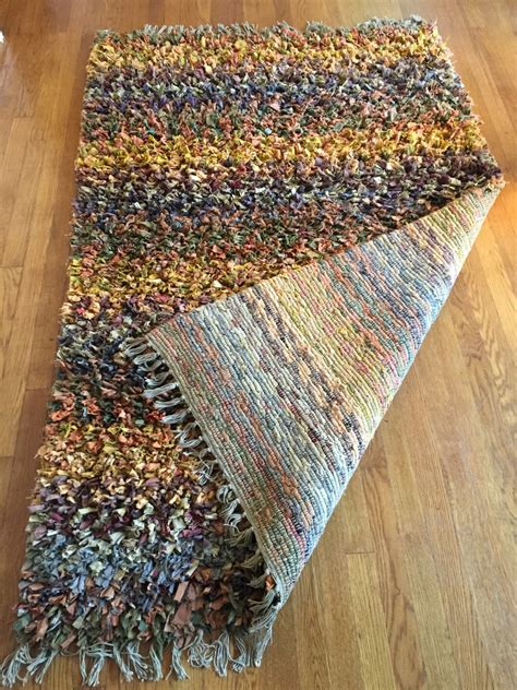 Rag Area Rugs Multi Colored Rag Weave Area Rug Epoch