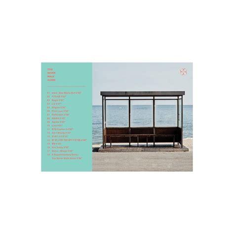 Album Bts Ynwa bts reveals tracklist for ynwa k pop amino