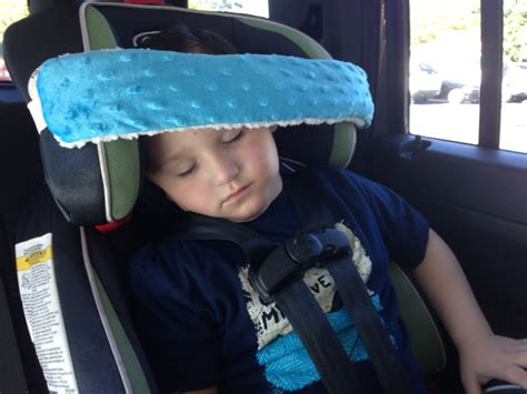 child car seat support pillow band work awesome