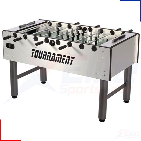 tournament size professional foosball soccer table