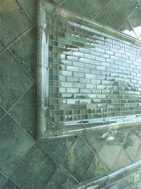 recycled glass tile materials marketing