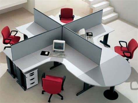 four person office desk office space organizing is one of the keys to a successful