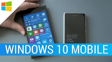 windows 10 mobile first wave to be available on lumia 640 alcatel unveils a new windows 10 mobile tablet neurogadget