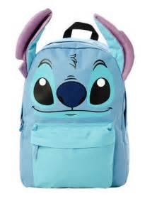 lilo stitch stitch backpack mickey fix