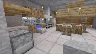 How To Build A Dining Room In Minecraft Pe How To Build A Kitchen Dining Room Minecraft Xbox 360