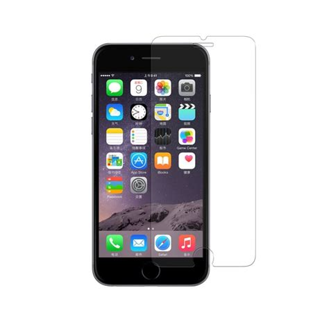 tempered glass protector for iphone 6 plus 6 s plus