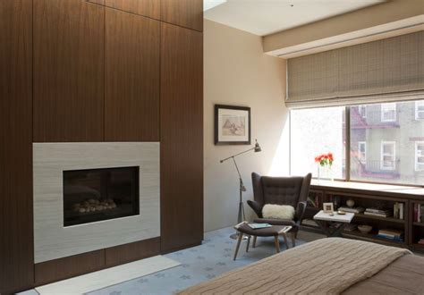 Fireplace Ideas Modern 20 rooms with modern wood paneling