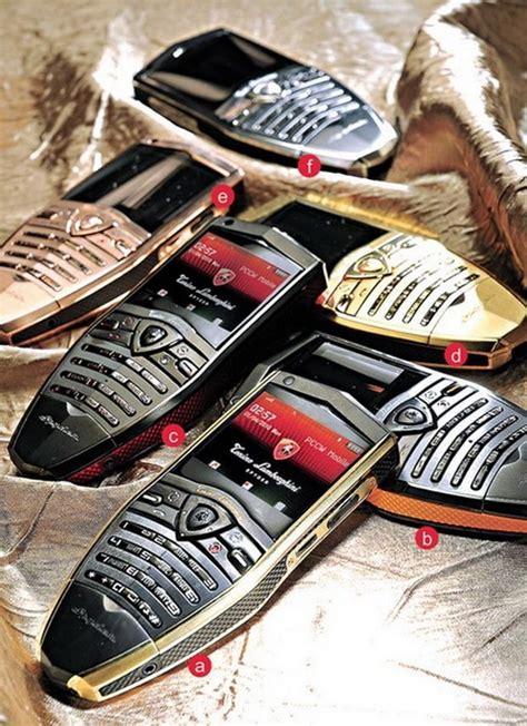 Lamborghini Luxury Phone Tonino Lamborghini Spyder Luxury Mobile Phones