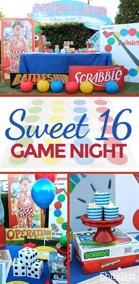 printable games for sweet 16 party 36 best sweet 16 birthday party ideas images on pinterest