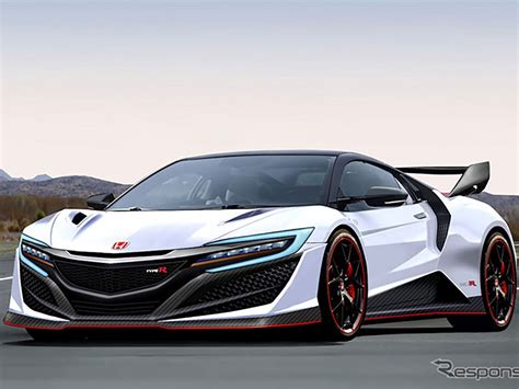 acura nsx could finally get the type r treatment next year