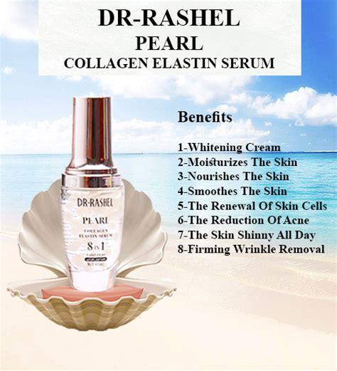 Dr Rashel 8 In 1 Serum Caviar Collagen Elastin Murah dr rashel 8 in 1 pearl collagen elastin serum 40ml