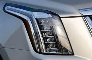 2008 Cadillac Escalade Headlight Cadillac Escalade Ext Light Bulbs And Headlight Bulbs