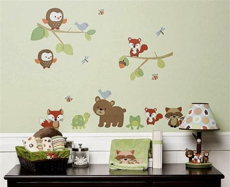 Forest Friends Baby Crib Bedding By Carters S Forest Friends Bedding Collection Features