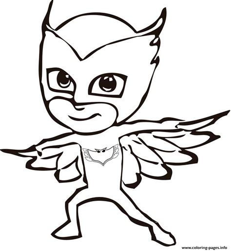 pj masks coloring pages black and white pj masks coloring pages printable
