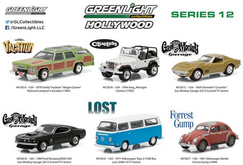 Greenlight Seri Gas Monkey Garage 1976 Ford Bronco greenlight collectibles