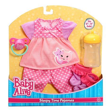 baby alive adorable pajamas funrise toys quot r quot us pj s