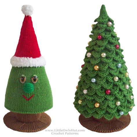christmas tree pattern back 009 christmas tree knitting pattern by kate sharapova