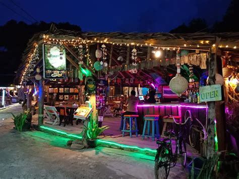Baan Doaw Krabi Thailand Asia mangrove restaurant bar home ban ao nang krabi