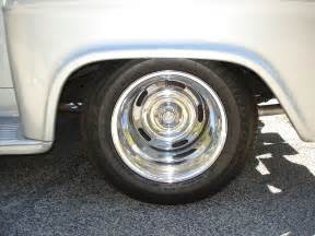 Truck Rallye Wheels 1956 Chevy Truck For Sale