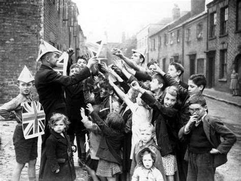 ve day protecting children during ve day 70 year anniversary coventry telegraph