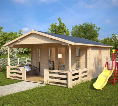 Gartenhaus Mit Veranda Holz by Holz Gartenhaus Mit Veranda Henry 15m 178 44mm 4x6